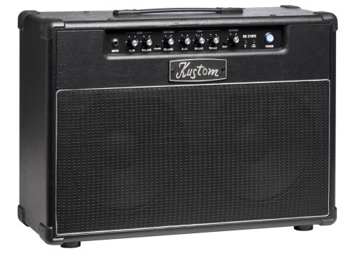 (Kustom KG210FX 20W 2 x 10 Guitar Combo Amp with Digital Effects)