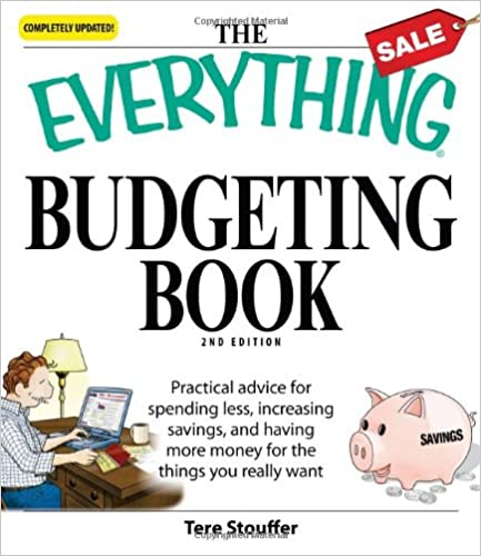 Everything Budgeting Book Cover