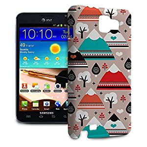 Phone Case For Samsung Galaxy Note 1 - South Western Mountain Ranges Lightweight Premium