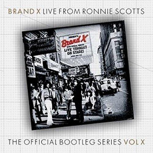 Ronnie Scotts Live 1976 Brand