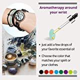 EMF Protection Bracelet with Aromatherapy Essential