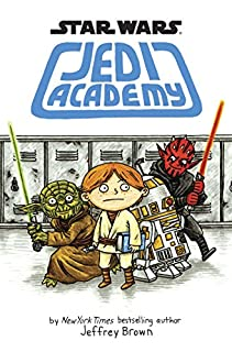 Book Cover: Star Wars: Jedi Academy