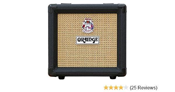 226509a7c35d Amazon.com  Orange Amplifier Part PPC108 BLK  Musical Instruments