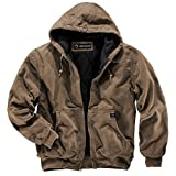 Dri-Duck Men's 5020 Cheyenne Hooded Work Jacket