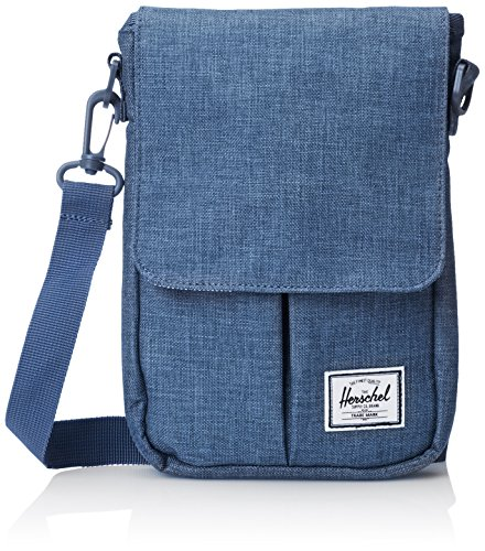 Borsa Borsello Tracolla Porta iPad Uomo Donna Herschel Men Woman Pender Sleeve For iPad Mini Navy/Cross