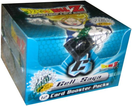 (Dragonball Z Card Game - Cell Saga Limited Edition Booster Box - 36P12C)