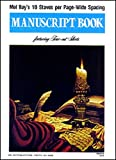 Manuscript Book Ten-Stave, Mel Bay Publications Incorporated Staff, 0871665638