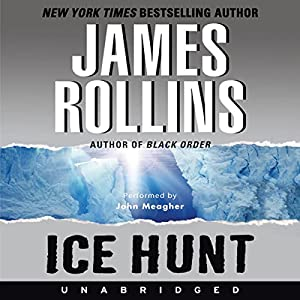 Ice Hunt Audiobook