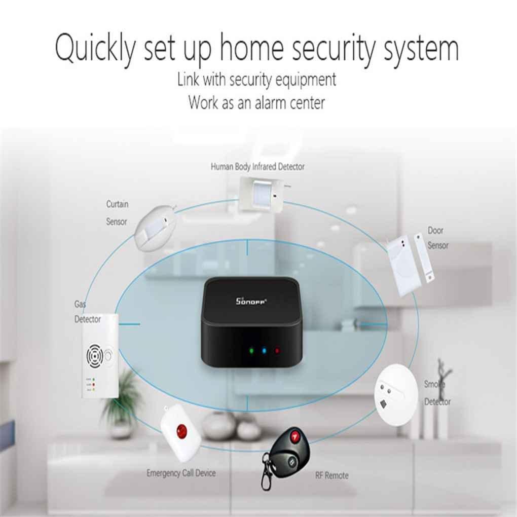 Befaith Sonoff PIR2 PIR Sensor 433Mhz RF PIR Sensor Smart Home Alarma Seguridad Sensor infrarrojo del cuerpo humano: Amazon.es: Electrónica