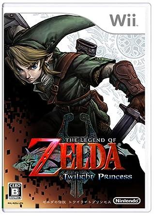 ゼルダの伝説 トワイライトプリンセス , Wii
