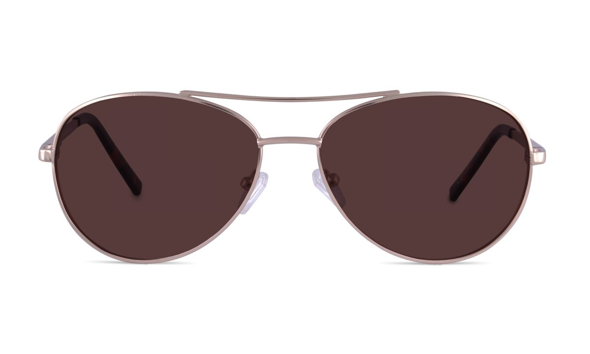 TheraSpecs Pilot Fluorescent Light and Migraine Glasses: Aviator-Style with Outdoor Lens for Men and Women