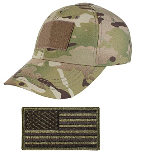 Galleon - Ultimate Arms Gear Tactical Military Multi-Cam Camo Baseball  Sport Team Hat Cap Plus USA Flag Patch 4dc02584146