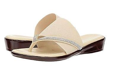 564e8d8de4ad ITALIAN Shoemakers Women s LUXI Sandal Nude 10 Medium US