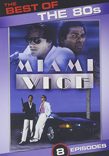 The Best of the 80s: Miami Vice from UNI DIST CORP. (MCA)