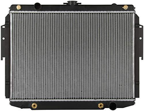 Spectra Premium CU1707 Complete Radiator ()
