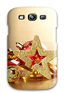Shock-dirt Proof Christmas Accessories Cute Case Cover For Galaxy S3
