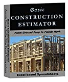Basic Construction Estimator (Software)