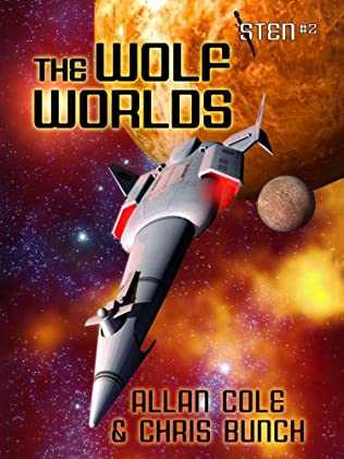 book cover of The Wolf Worlds
