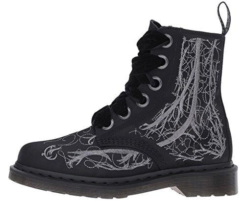 Dr Martens 1461 Negro Cuero Unisex Zapatos