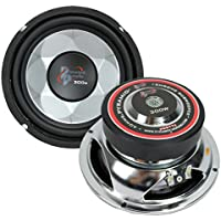 2) New PYRAMID PW677X 600W 6 Car Audio Subs/Subwoofers Power Woofers 6.5