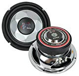 Pyramid 2 New PW677 X 600W 6'' Car Audio Subs/Subwoofers Power Woofers 6.5''