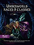 img - for Underworld Races & Classes (5E)(AAW5EURC) book / textbook / text book