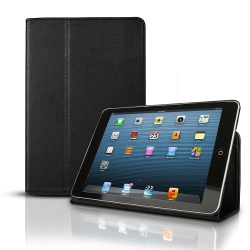 Photive Smart Cover Folio Snap Case for iPad Mini
