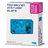 : 4M Science Museum Top Secret Intruder Alarm