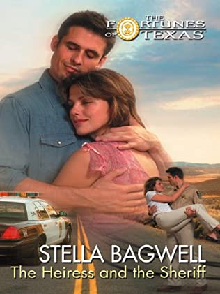 book cover of The Heiress and the Sheriff
