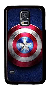 galaxy s5 case,custom samsung galaxy s5 case, Captain America Shield II diy samsung galaxy s5 case,TPU Material,Drop Protection,Shock Absorbent,cute,lifeproof,waterproof