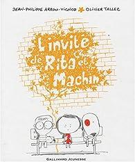 L'invité de Rita et Machin par Jean-Philippe Arrou-Vignod