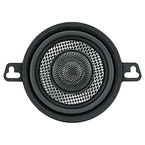"""American Bass SQ 3.5 2 - Way Speakers with 80W, 3.5"""", Grey"""