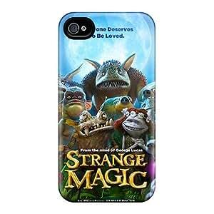 Iphone 4/4s IaH1142UUKA Support Personal Customs Fashion Strange Magic Skin High Quality Hard Cell-phone Case -JonathanMaedel