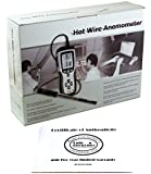 Ruby Electronics DT-8880 Hot Wire Thermo-Anemometer Air Flow Velocity Meter with USB Interface