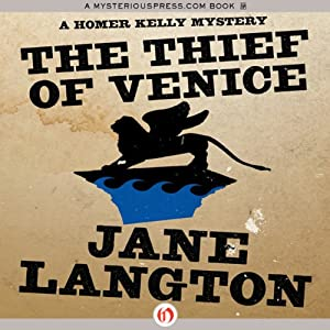 The Thief of Venice Audiobook