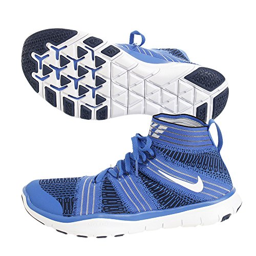 Nike Mens Free Train Virtue Training Shoes Hyper Cobalt/White-binary Blue lXeA99H9