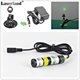 532nm 30mW-50mw Green Laser dot Module Diode + adapter + Heatsink 2 hours