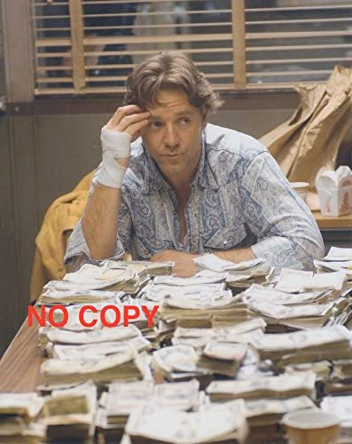 Photo 8x10,sp0472 Movie Images American Gangster Russell Crowe
