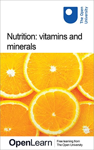 Nutrition: vitamins and minerals