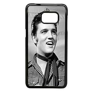 Samsung Galaxy Note 5 Edge Phone Case Black Elvis Presley VC3XB0240903