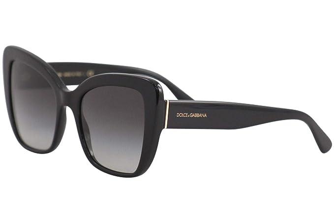 Dolce & Gabbana 0DG4348 Gafas de sol, Black, 54 para Mujer ...