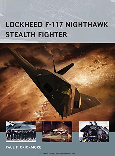 Lockheed F-117 Nighthawk Stealth Fighter (Air Vanguard Book 16)