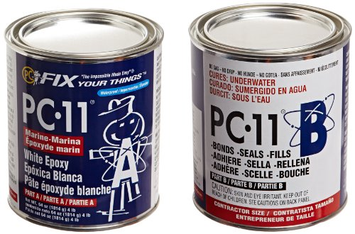 pc-products-640111-pc-11-two-part-marine-grade-epoxy-adhesive-paste-4-lb-in-two-cans-off-white