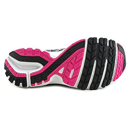 W Kaleidoscope Donna Da Brooks white 3 Glo Corsa Scarpe black Launch pink Rx1pqE