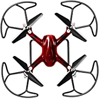 Alta Quadcopter RC Drone Sparrow with Camera 2.4GHz Remote Control - Red