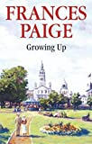 Growing Up by Frances Paige front cover