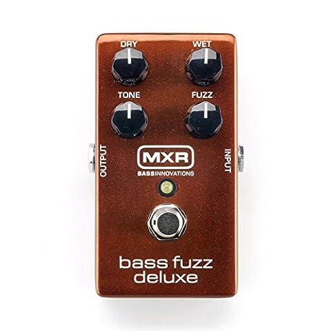 MXR M84 Bass Fuzz Deluxe (Bass Pedal Fuzz)