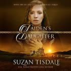 Laiden's Daughter: Clan MacDougall, Book 1 Audiobook by Suzan Tisdale Narrated by Erin Jones