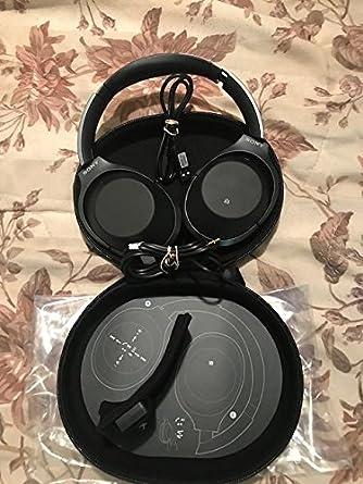 Sony WH1000XM2 Premium Noise Cancelling Wireless Headphones International Version Seller Warranty Black