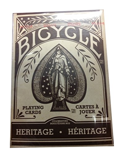 Bicycle Heritage Anniversary Edition Playing Cards in ()